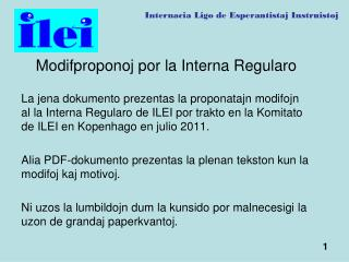 Internacia Ligo de Esperantistaj Instruistoj