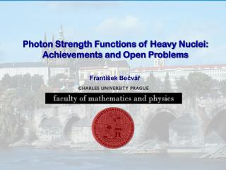 Photon Strength Functions of Heavy Nuclei: Achievements and Open Problems