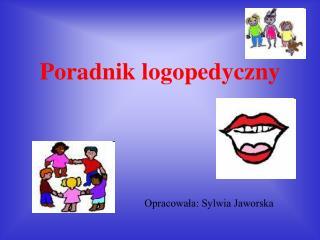 Poradnik logopedyczny