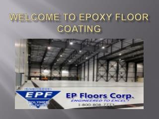 Epoxy Flooring Massachusetts