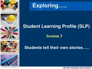 Student Learning Profile SLP