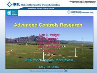 Advanced Controls Research