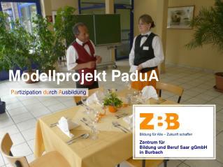 Zentrum für  Bildung und Beruf Saar gGmbH  in Burbach