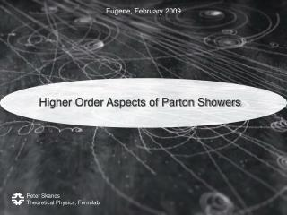 Higher Order Aspects of Parton Showers