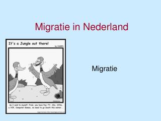 Migratie in Nederland