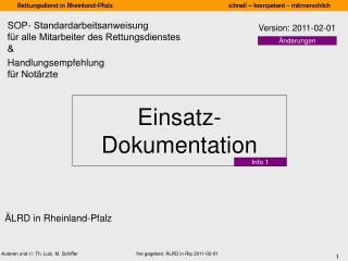 ÄLRD in Rheinland-Pfalz