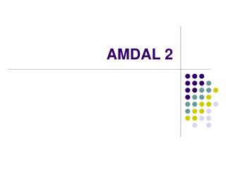AMDAL 2
