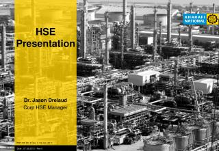 HSE Presentation
