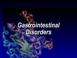 Gastrointestinal