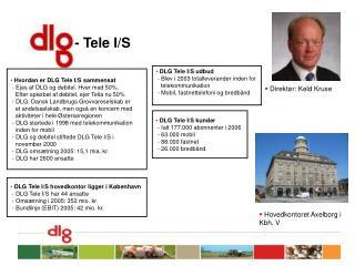 - Tele I/S