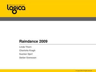 Raindance 2009