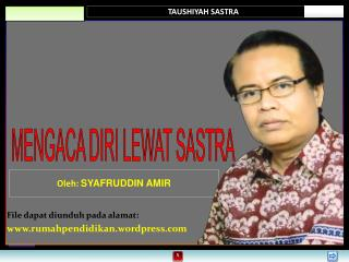 TAUSHIYAH SASTRA