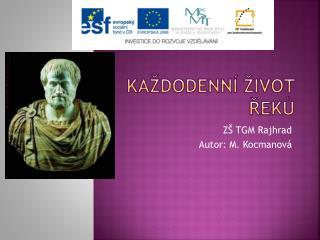 Každodenní život Řeků