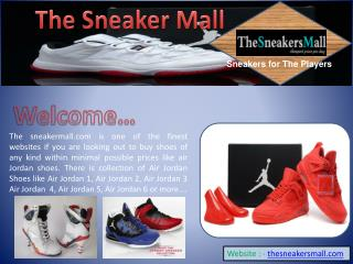 Buy Cheap Air Jordan Shoes By The Sneaker Mall
