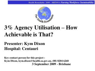 3 September 2009 - Brisbane