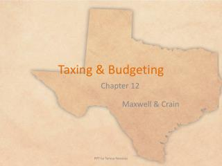 Taxing & Budgeting