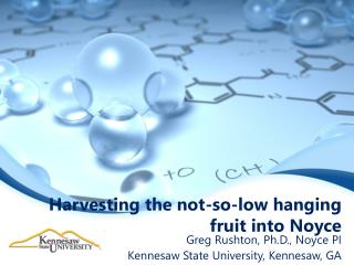 Harvesting the not-so-low hanging fruit into  Noyce