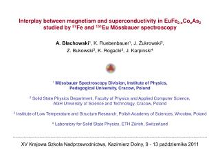 Interplay between magnetism and superconductivity in EuFe 2-x Co x As 2