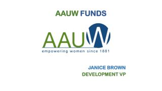AAUW FUNDS