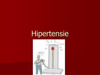 Hipertensie