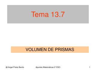 Tema 13.7