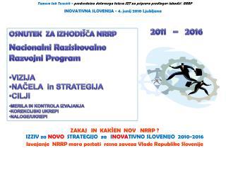 2011   –   2016