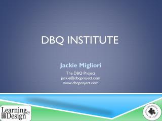 DBQ Institute