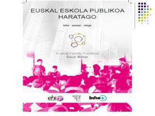 Las leyes educativas de los últimos 40 años Azken 40 urtetako hezkuntza-legeak