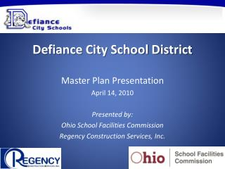 Defiance City School District