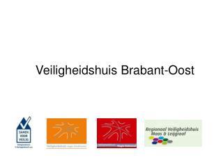 Veiligheidshuis Brabant-Oost