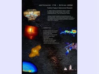 Astronomy 174 – Major's Seminar