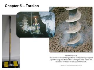 Chapter 5   Torsion
