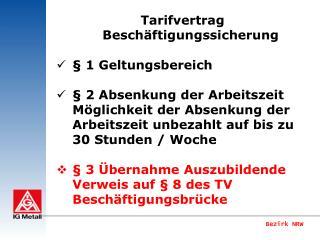 Bezirk NRW