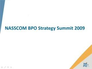 NASSCOM BPO Strategy Summit 2009