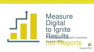 Measure Digital to Ignite Results  not Reports