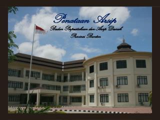 Badan Perpustakaan dan Arsip Daerah Provinsi Banten