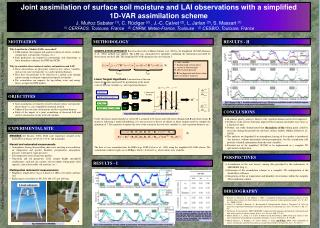 Why Land Surface Models are needed?   They provide an explanation of surface processes