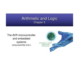 Arithmetic and Logic Chapter 5
