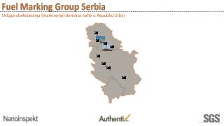 Fuel Marking Group Serbia