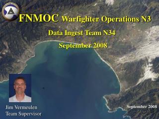 FNMOC  Warfighter Operations N3