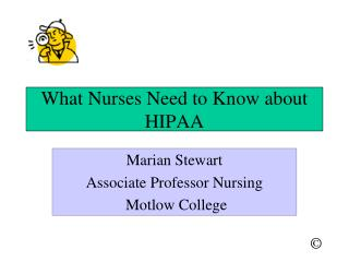 What Nurses Need to Know about HIPAA