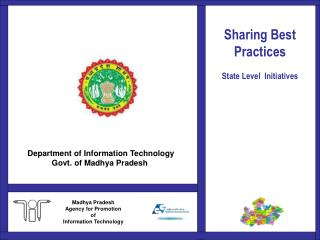 Sharing Best Practices  State Level  Initiatives