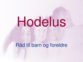 Hodelus
