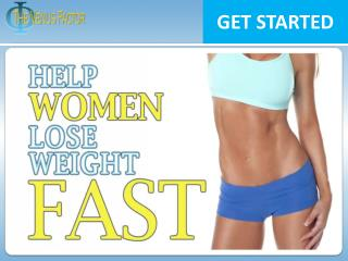 Help women lose weight fast – Get started