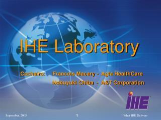 IHE Laboratory