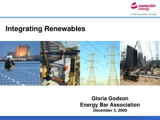 Integrating Renewables