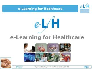 e-Learning for Healthcare