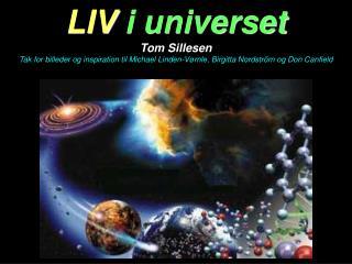LIV i universet Tom Sillesen