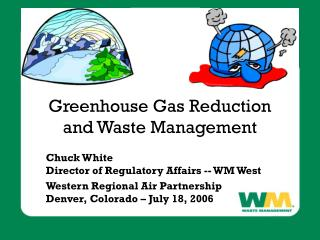 Greenhouse Gas Reduction and Waste Management