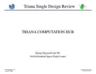 Triana Single Design Review